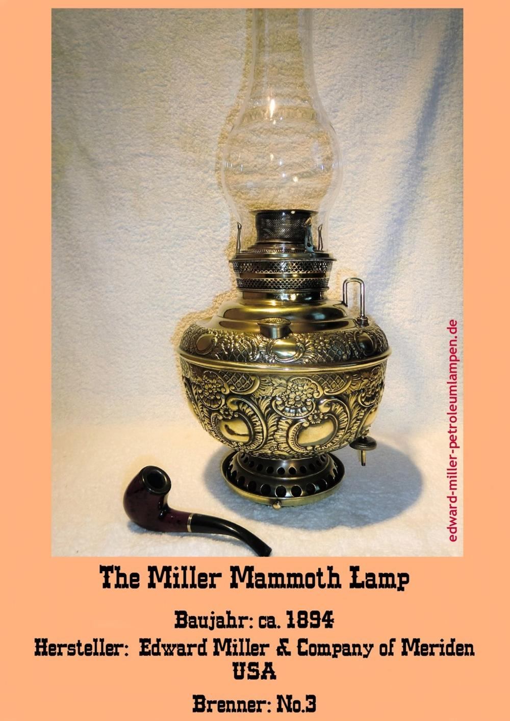 Miller Mammouth Lamp