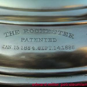 Rochester Sore Lamp