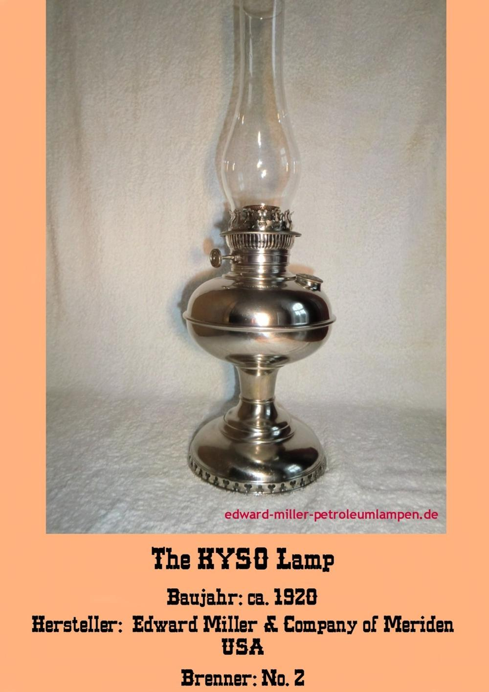 THE KYSO Lamp