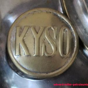 KYSO Lamp Filler Cap