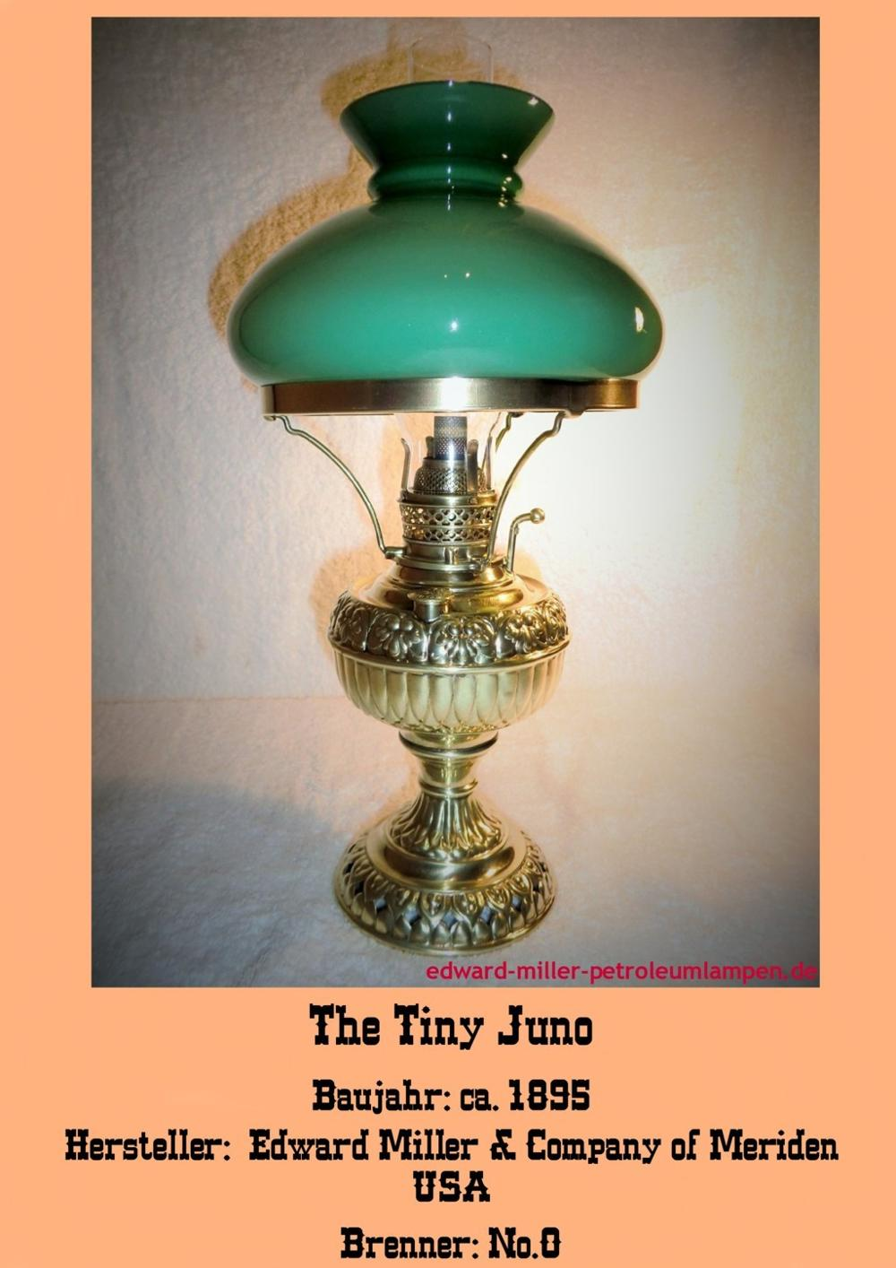 The Tiny Juno Lamp