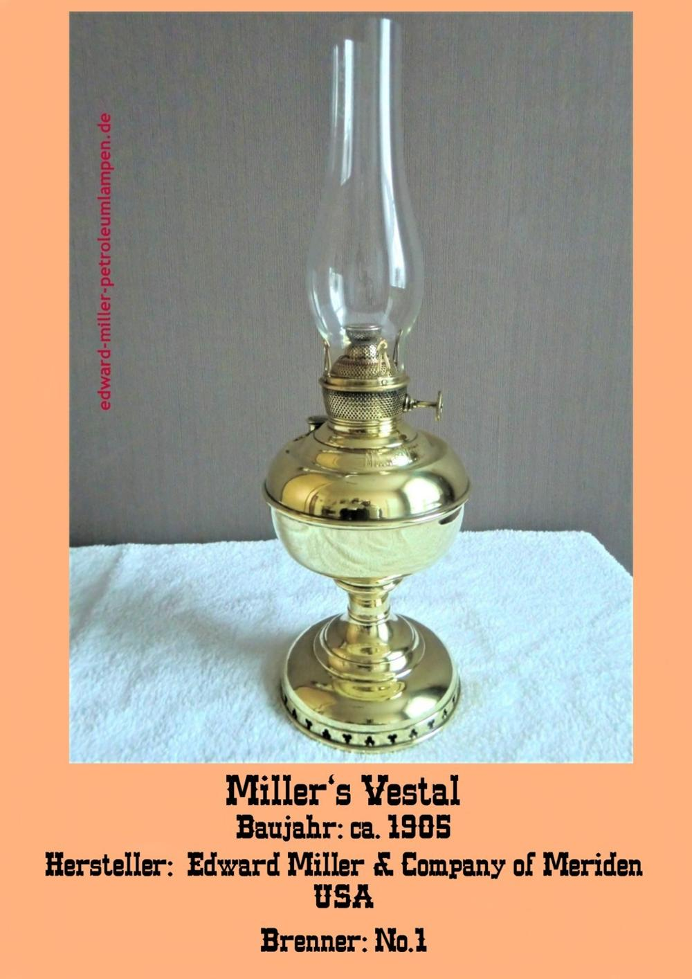 Edward Miller & Co.Lamp