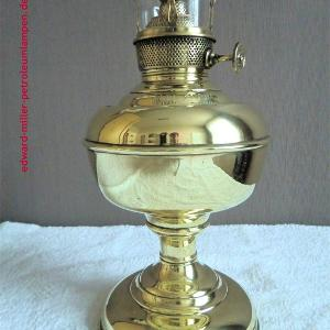 Edward Miller Oil Lamp